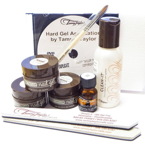 Kit de Gel Hard Gel