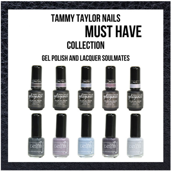 Colección Must  Have (Gel Polish y Esmaltes)